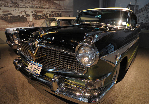 America On Wheels Museum Rolls Out New Exhibit