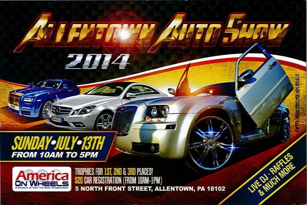 2014 Allentown Auto Show