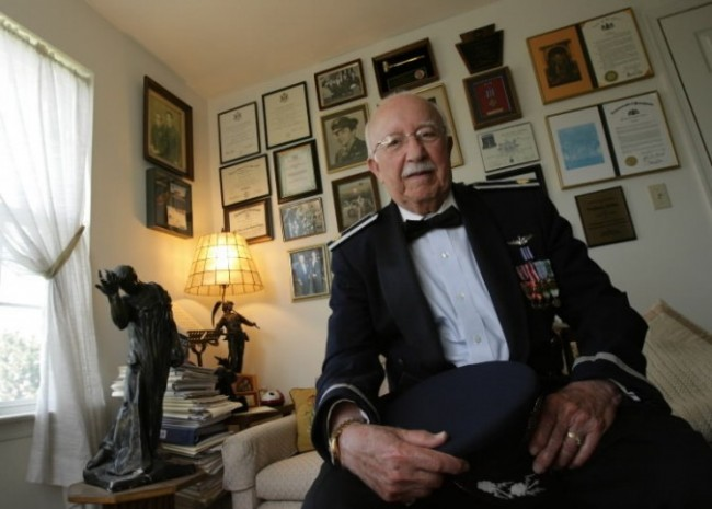 Meet World War II vet Nathan Kline, as he will talk about his experiences in Europe