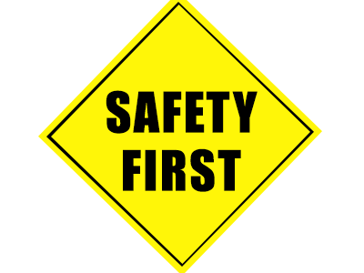 SAFETY SATURDAY
