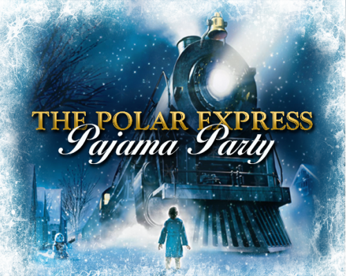 Polar Express Pajama Party at America On Wheels