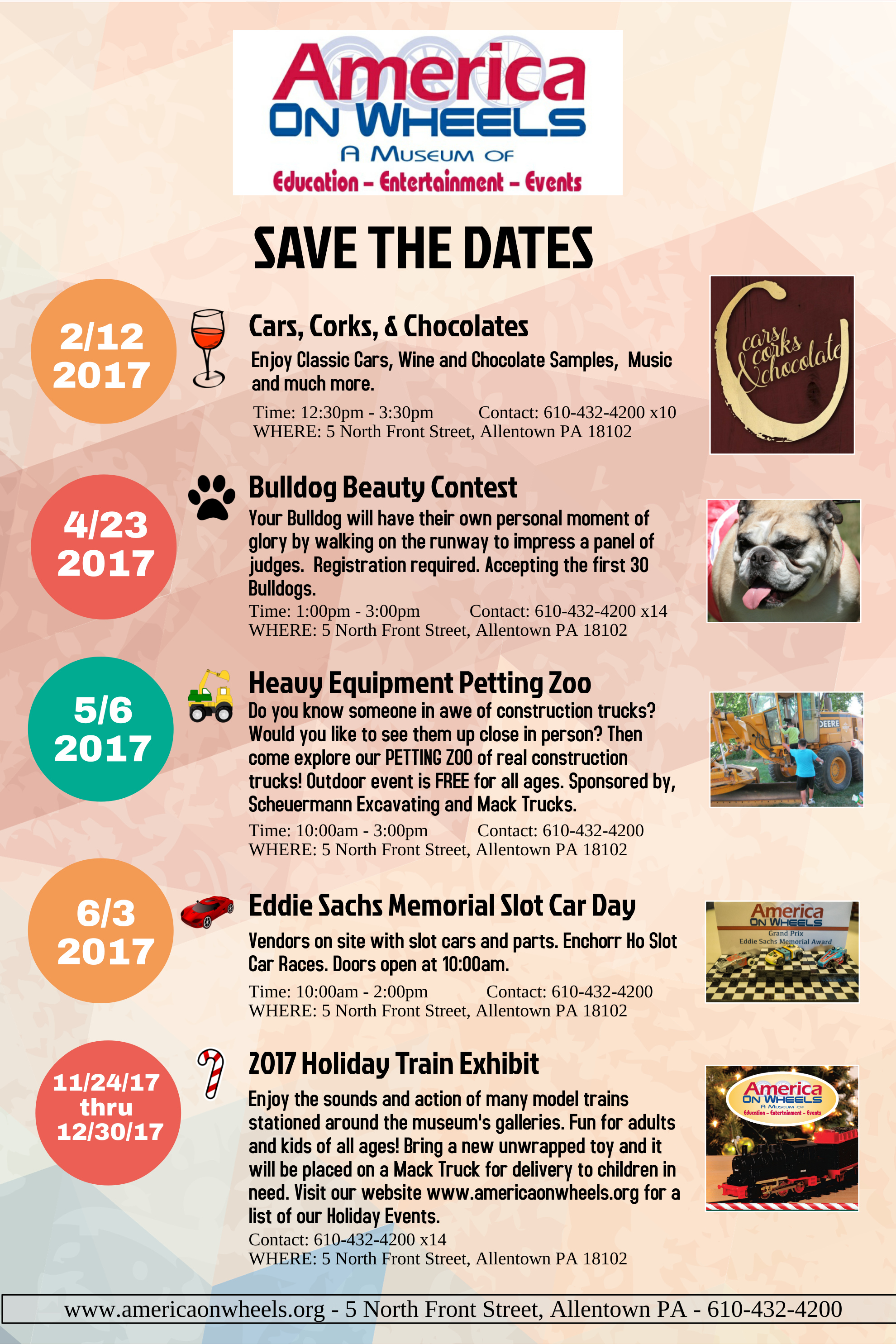2017-save-the-date-flyer - Antique Auto Museum | Allentown PA ...