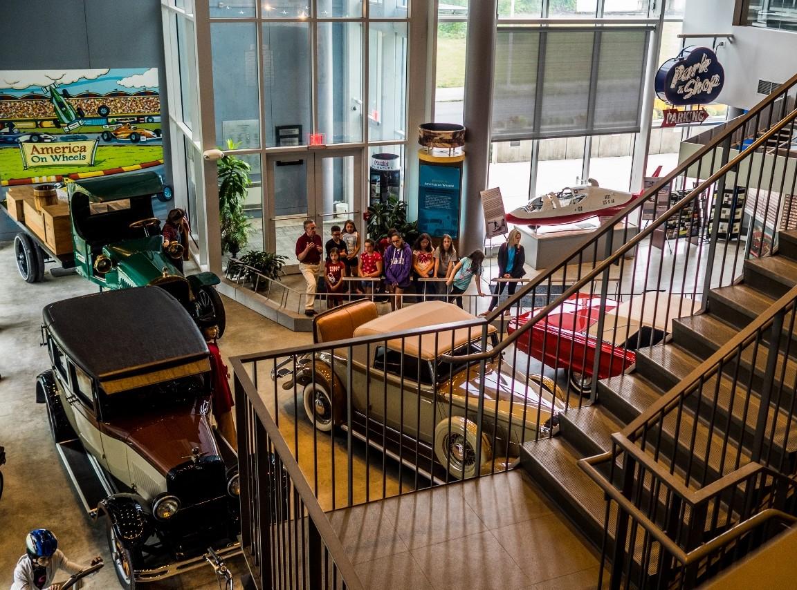 FIELD TRIPS - Antique Auto Museum | Allentown PA | America