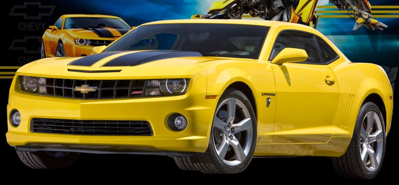 "Special Exhibition: The Cars from ""TRANSFORMERS,"" Featuring BUMBLEBEE AND MEGATRON"""