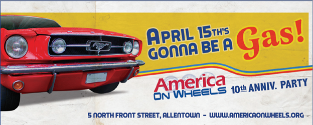 "America On Wheels turns ""10"""