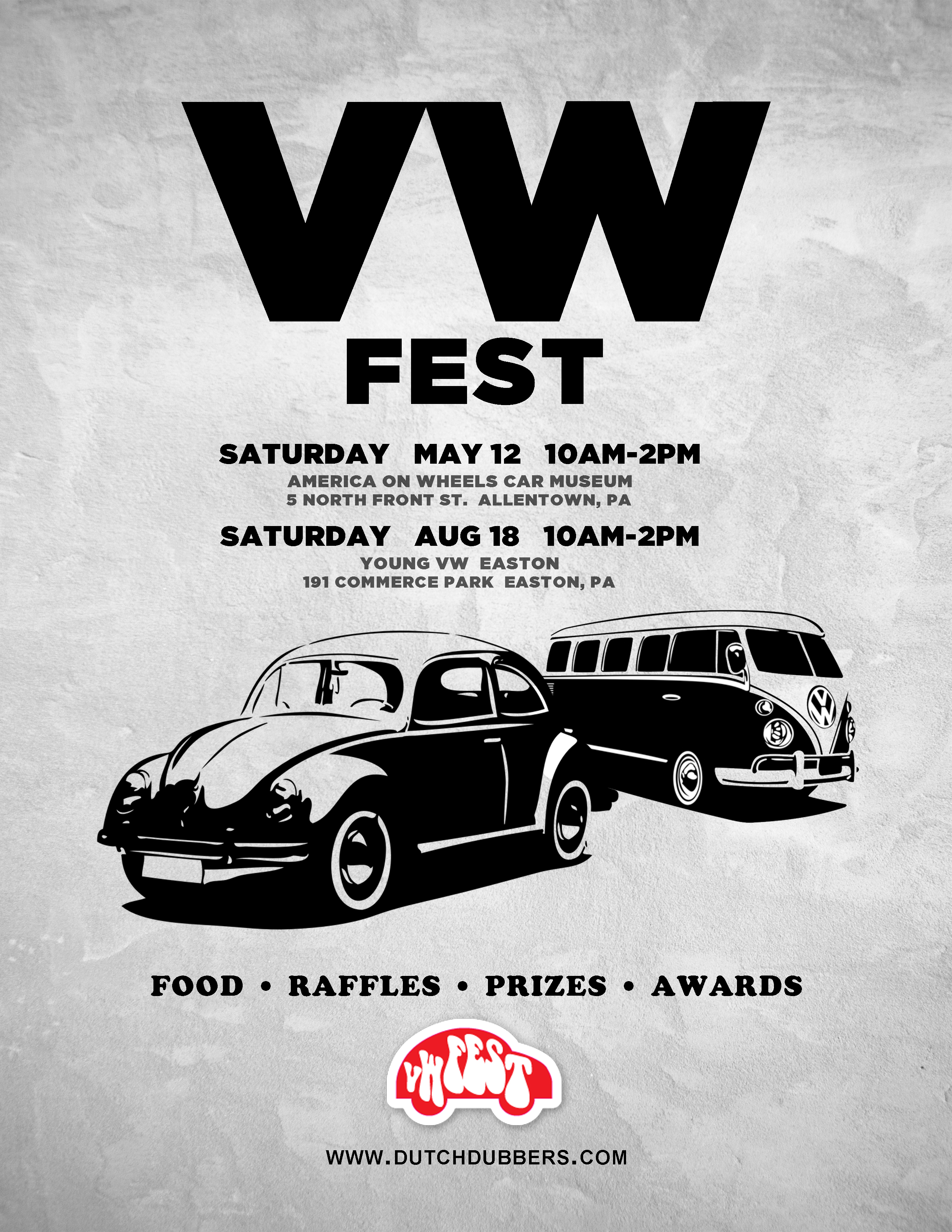 VW Fest at America On Wheels